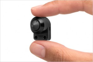 A small covert camera