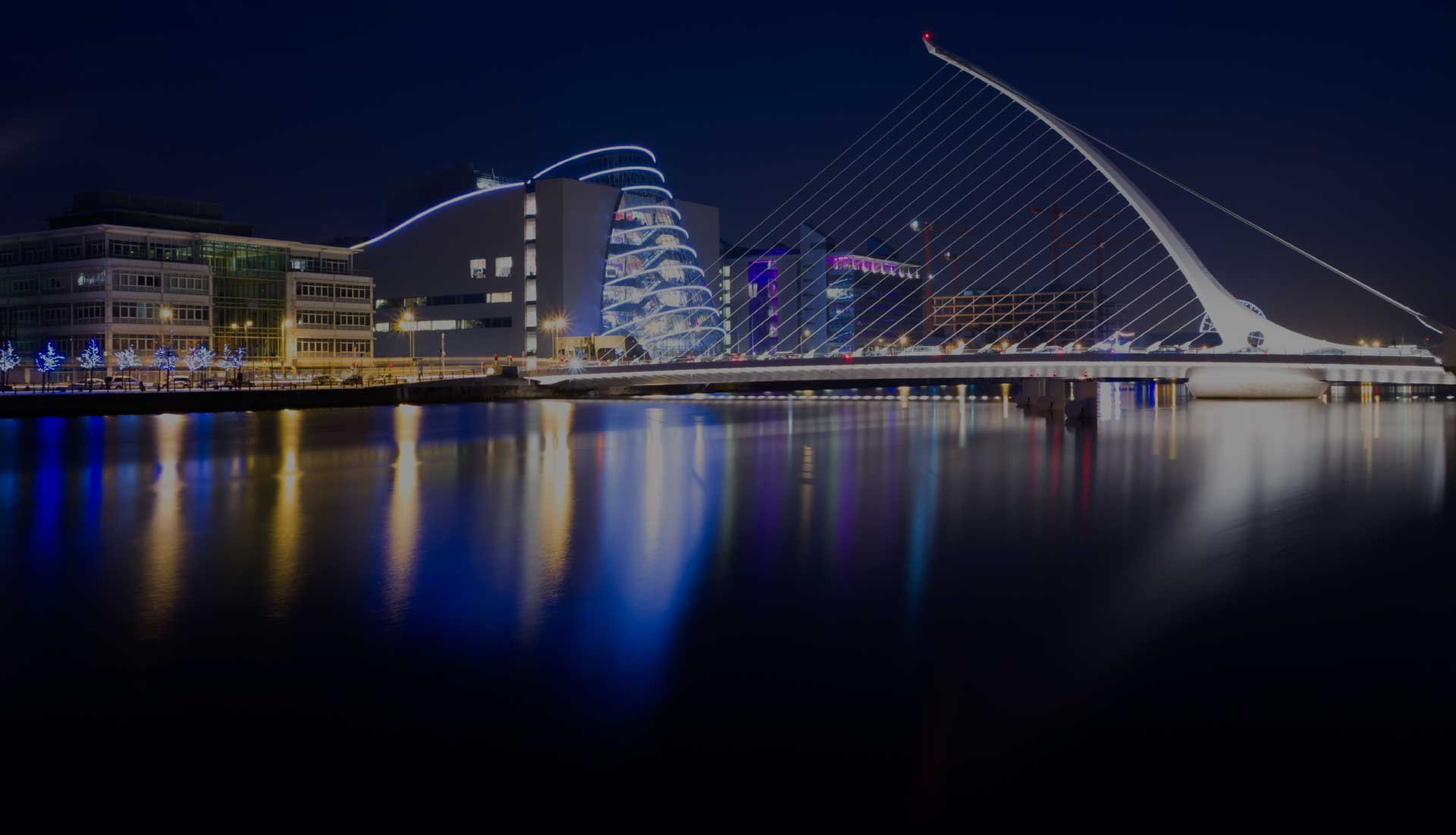 Photo of Beckett Bridge Dublin