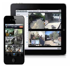Remote CCTV
